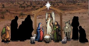 Nativity_2008_desert - no wise men - shepherd